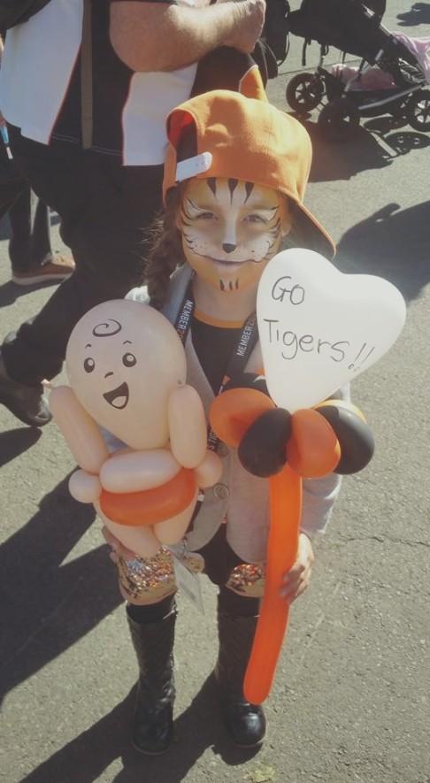 West Tigers Fan