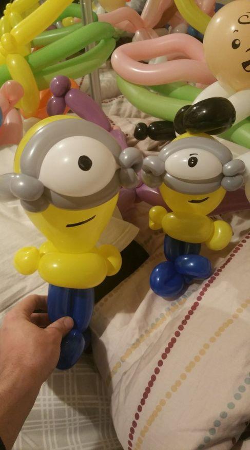 Mini Minions!